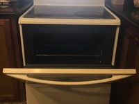 Electric Stove- used