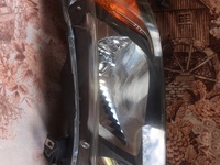 FA1, FD1 Left Side Headlight