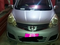 Nissan Note, 2012, Note
