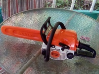 Stihl ms180 power saw
