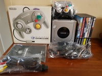 Nintendo Game Cube Platinum Edition