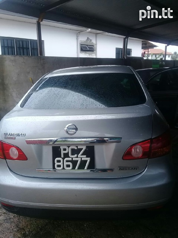 Cars Other brands, 2014, pcz bluebird sylphy-1