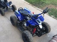Quad Bike Very Good Condition