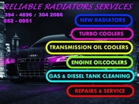 RELIABLE RADIATORS SERVICES