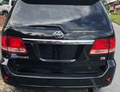 Toyota Fortuner, 2007, PCH