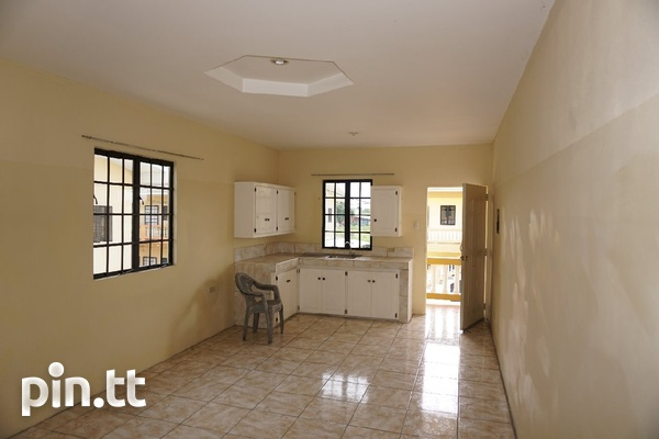 Cunupia apartment with 2 bedrooms close to highway-3
