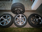 Rims And Tyres Sale
