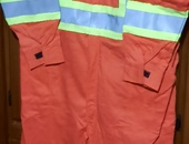 FLAME RESISTANT COVERALL 2XL