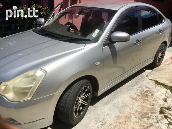 Nissan Sylphy, 2006, PCY-4