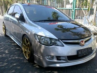 Honda Civic 2009 Body Kit