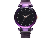 New Luxury Starry Sky Women Watch Bracelet