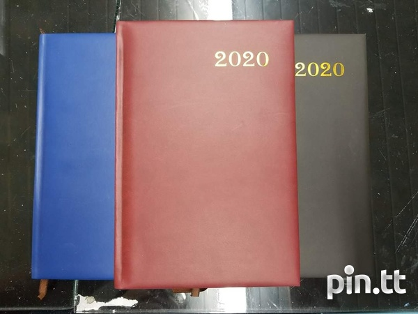 2020 Diaries, Calendars and Keychain token-1