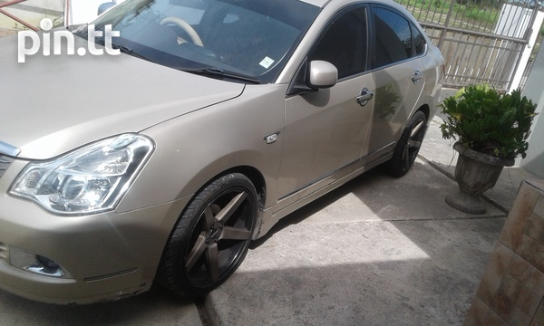 Nissan Bluebird, 2006, PCS-3
