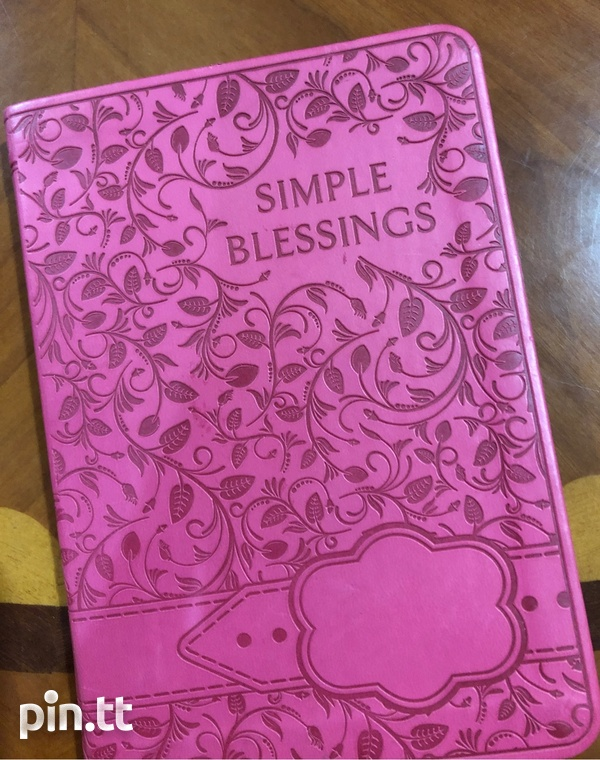 Simple blessings - Fuchsia pink