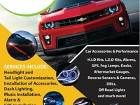N and N Accessories all lighting and accessories for vehicles
