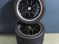 17in Rims 4 Hole Universal