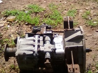 Eaton 6 speed gearbox for cumins 6bt
