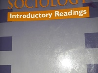 Caribbean Sociology Introductory Readings