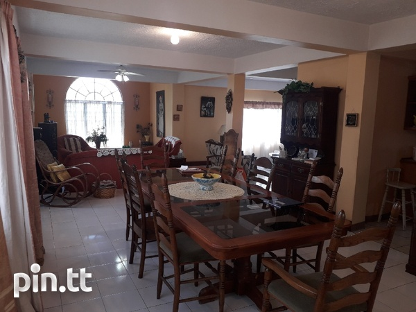 Lovely 4-bedroom fully furnished house Arima-4