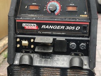 Lincoln Electric Ranger 305 DIESEL Welder