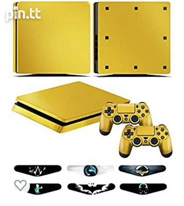 High quality ps4 skins-2