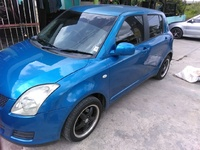 Suzuki Swift, 2009, PCA