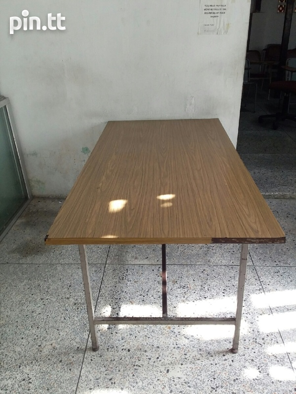 Steel Table-1