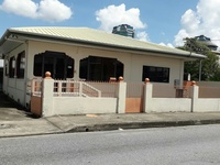 Port of Spain property.