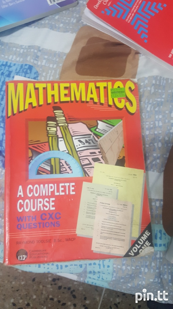 Mathematics a complete course-1