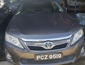 Toyota Camry, 2013, PCZ