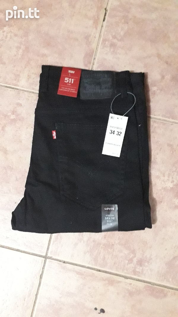 Authentic Slim Levis 511