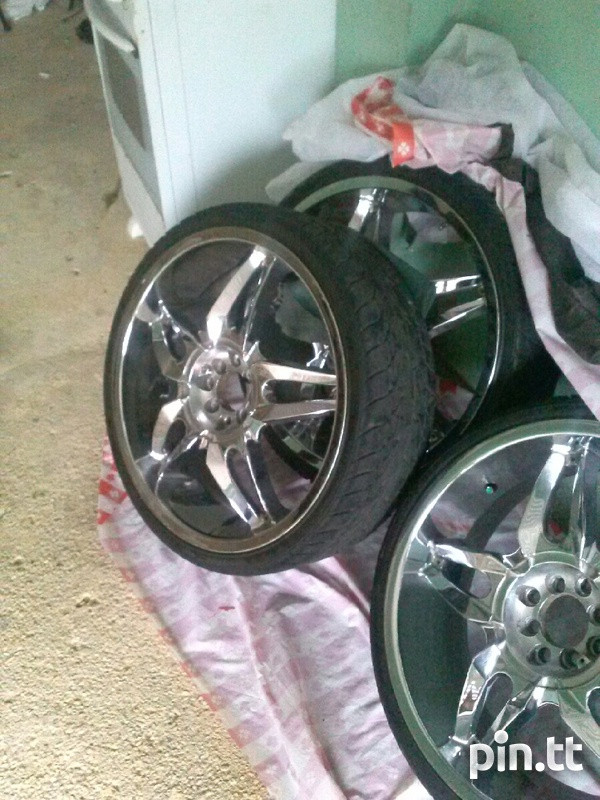 Status Chrome Rims 20in-2