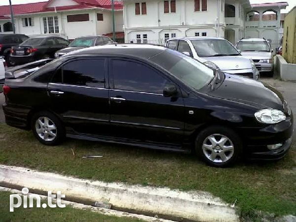 Toyota Altis, 2005, PCL-3