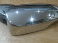 Toyota Aqua/Fielder/Axio/Corolla Chrome Mirror Cover