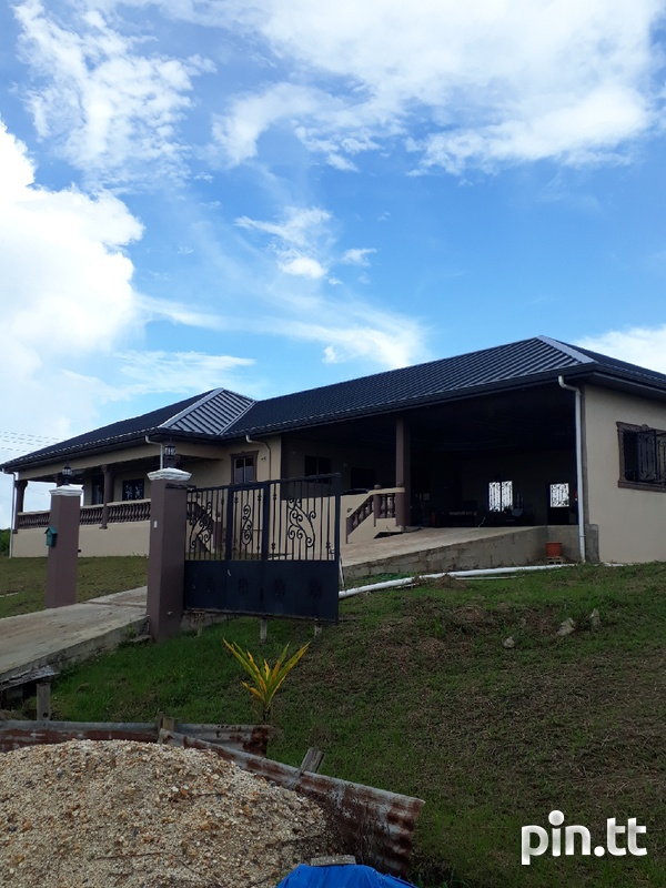 HOUSE AND LAND, LOCATED TEMPLE STREET MONDESIR-1