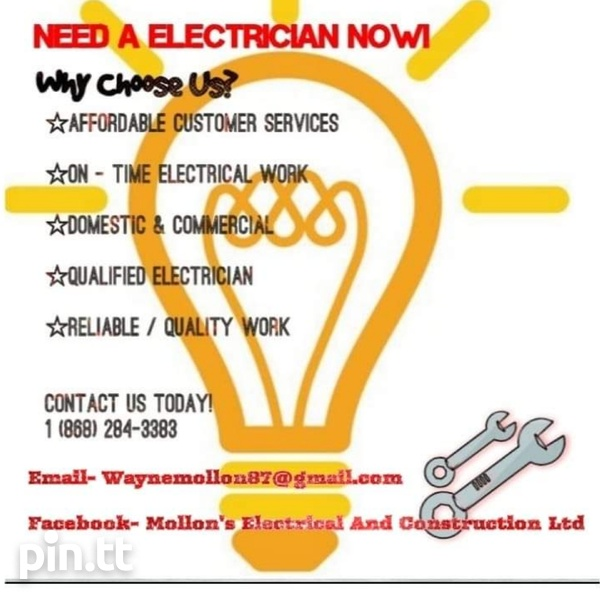 Electrical and all construction needs-1
