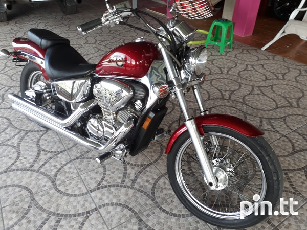 Honda Shadow, 2002, PBO-1