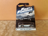 Fast and the furious hotwheel