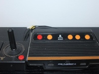 Atari Flashback Console with All the Classic Games.