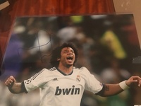 Signed Marcelo picture