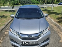Honda City, 2015, PDK