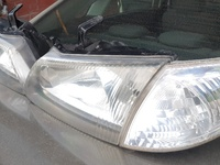 Almera Head and Corner Lights