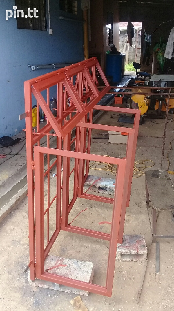 Keron's Steel Fabrications Services-6
