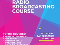 Radio Broadcasting , Public Speaking