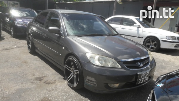 Honda Civic, 2005, PCP-1