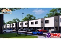 Piarco North 3 bedroom 2.5 bath townhouse