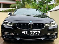 BMW 3-Series, 2016, PDL