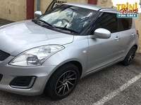 Suzuki Swift, 2014, PDS
