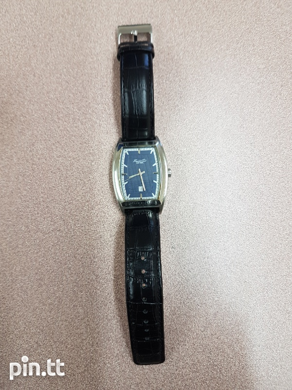 Genuine leather Kenneth Cole watch-1