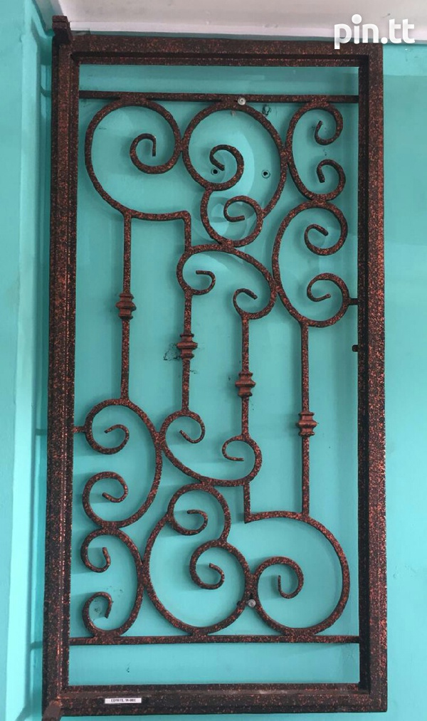 Wrought iron and custom design-4